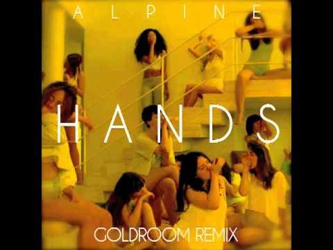 hands goldroom remix alpine