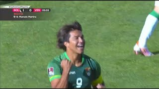 Bolivia vs Venezuela: 3-1 RESUMEN y GOLES del partido fecha 7 | Clasificatorias Qatar 2022