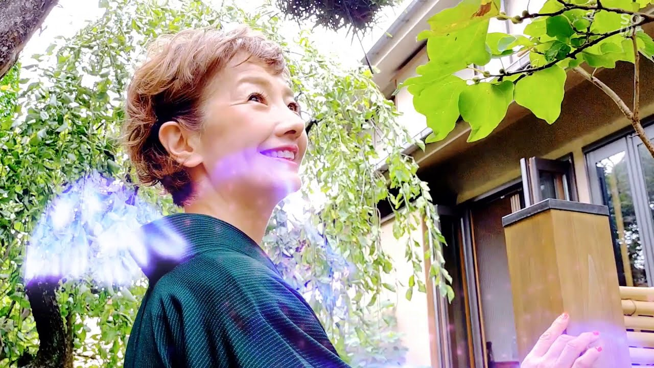 10月秋立つ江戸小紋 #SaikoStyle #一色采子