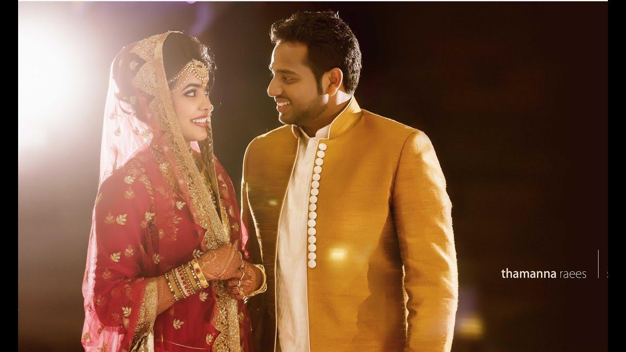 Kerala Muslim wedding highlights Thamanna \u0026 Raees
