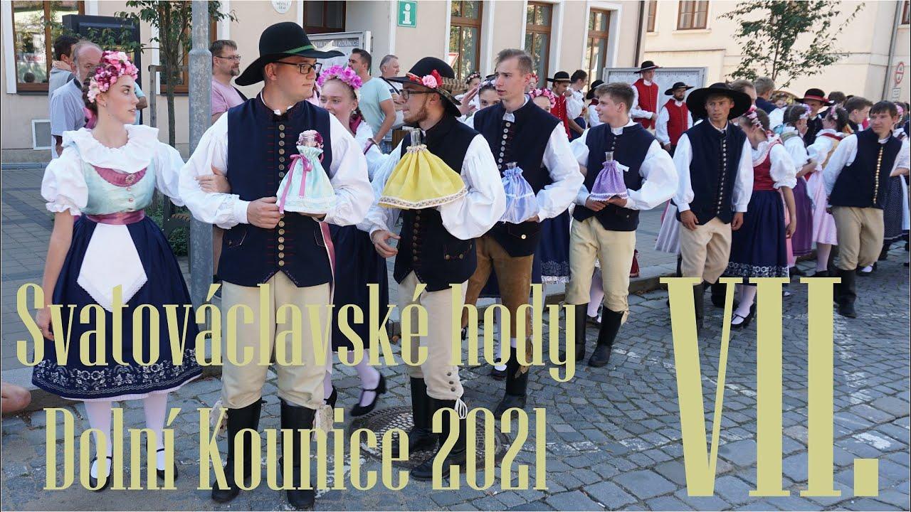 Download Svatováclavské hody v Dolních Kounicích 2021