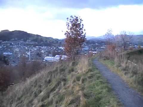 Walk up to Kendal Castle Kendal, Cumbria
