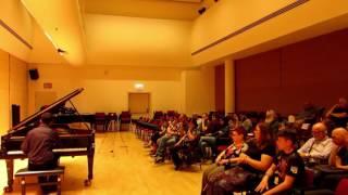 Beethoven: Piano Sonata no.13 in Eb Major - II. Molto allegro e vivace (Or Yissachar)