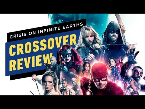 Crisis on Infinite Earths: Crossover Review