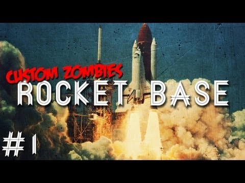 Custom Zombies - Rocket Base: A Huge Surprise From Mob Of The Dead (Part 1)