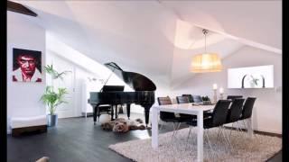 видео Освещение потолка в гостиной, спальне, на кухне: фото идеи