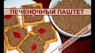 Паштет из печени индейки: простой рецепт вкусной закуски
