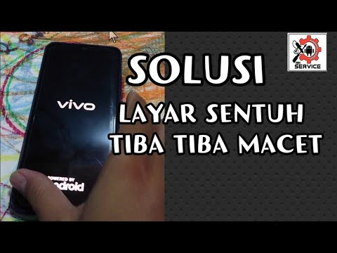 Memperbaiki Touchscreen Yang Tidak Berfungsi Pakai Pemantik Korek Tidak WORTH IT !!!.