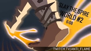 Slay the Spire Speedrun World #2 - 6:13 [Current PB]