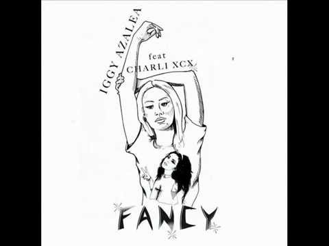 Iggy Azalea ft  Charli XCX -  Fancy (SLOWED)