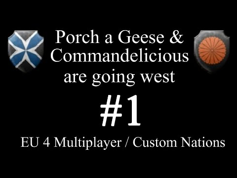 EU 4 coop - going west 1