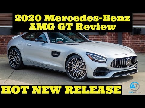 2020 Mercedes-Benz AMG GT Review AT360