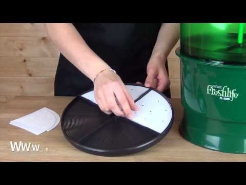 Freshlife Automatic Sprouter FL-3000 Product Overview