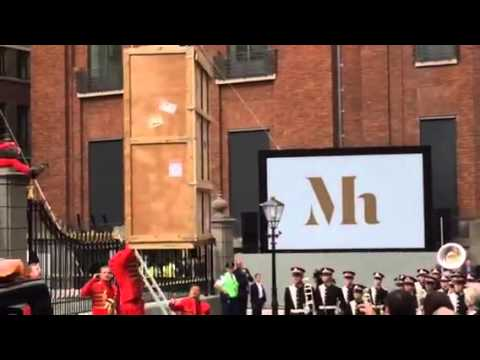 Mauritshuis Reopened by King Willem-Alexander - Opening Ceremony 2