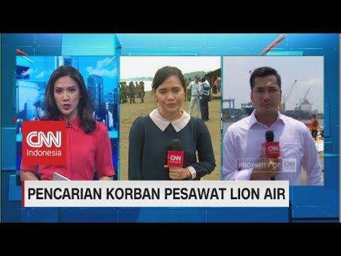 Titik Koordinat Ditemukan Diduga Kuat Badan Lion Air JT-610 | Pencarian Korban Pesawat Lion Air Mp3