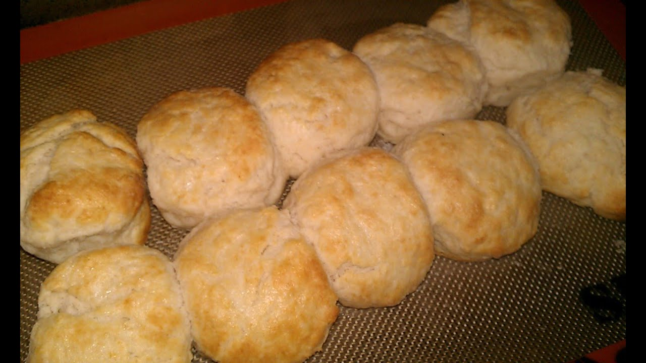 how to make fluffy homemade biscuits