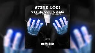 Steve Aoki feat. Flux Pavilion - Get Me Outta Here (Botnek Remix) [Cover Art]
