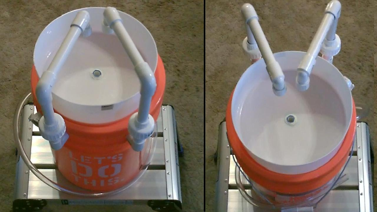 Diy Camp Sink The Quot 5 Gallon Bucket Quot Camp Sink Pvc
