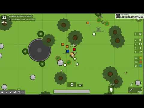 surviv io 2d battle royale game