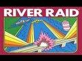 River Raid: Atari 2600 vs. Intellivision vs. Colecovision {GERMAN}