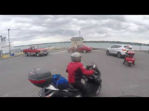 2016 Canadian Ferry Rides