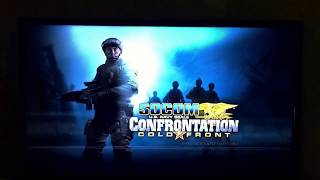 Cut the servers back on for Socom Confrontation
