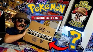 POKEMON SENT US THE BEST SUPRISE OF POKEMON CARDS!! EPIC MYSTERY BOX!!