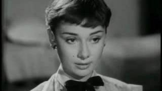 Audrey Hepburn Full Screen Test