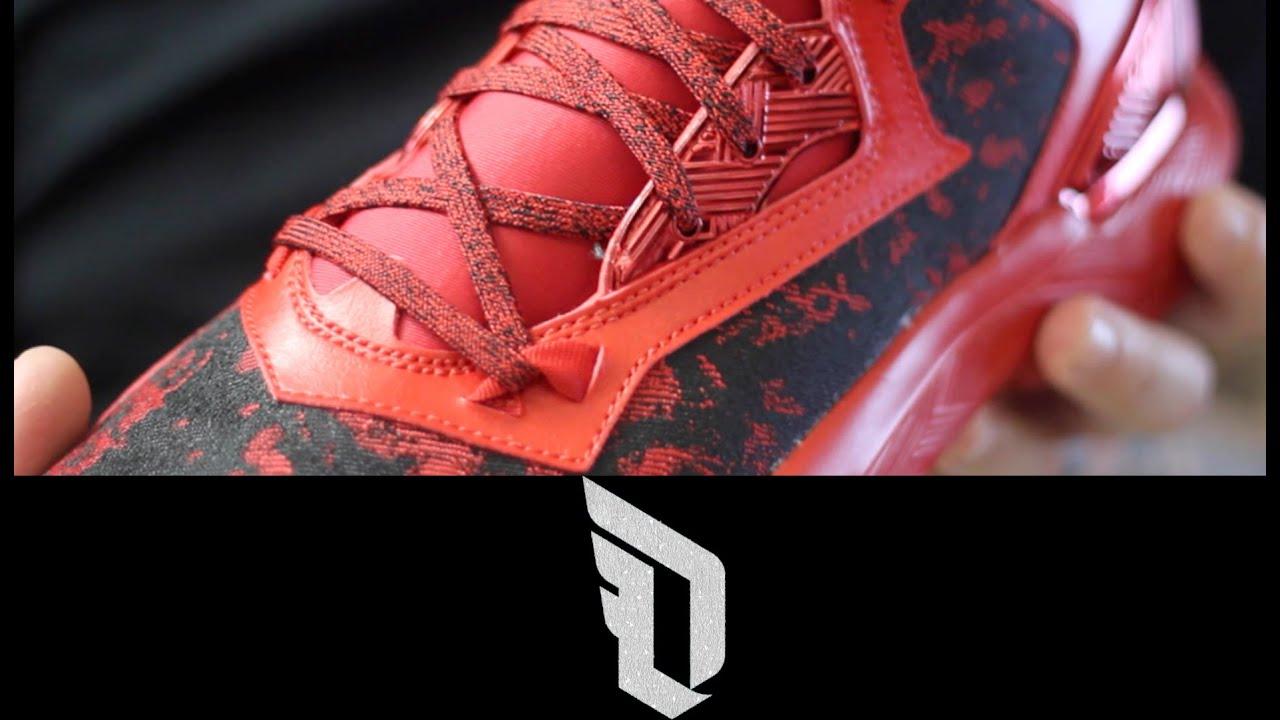 huge discount 3c263 62951 adidas D Lillard 2 Florist City Collection