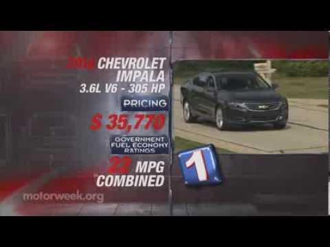 Comparison Test: Full-Size Sedan Comparison