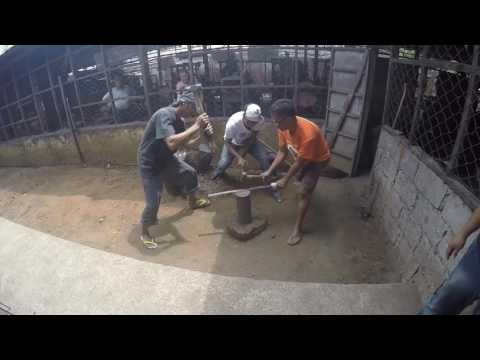 Sword Making in the Philippines by Blade Culture International
