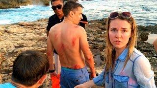 Как Опасные Волны На Бали Убивают Туристов!!