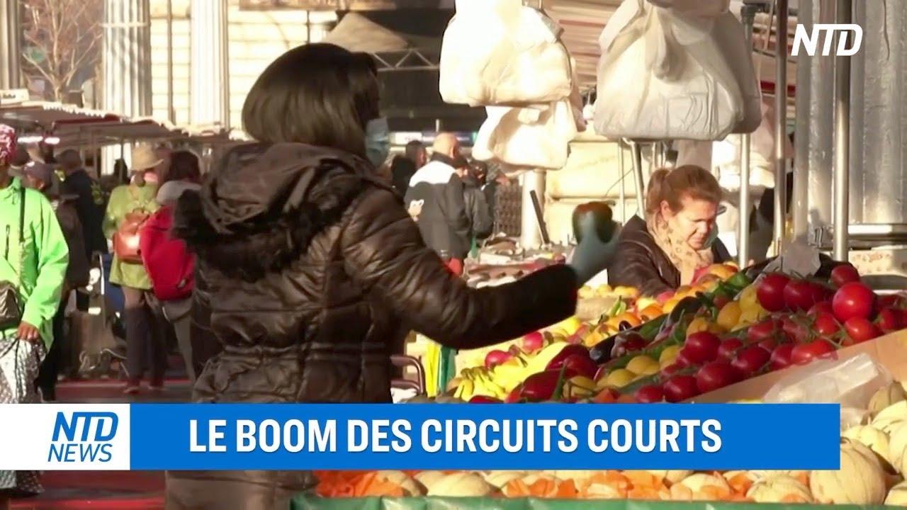 Le boom des circuits courts @NTD Français