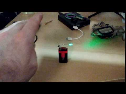 Electrometer test