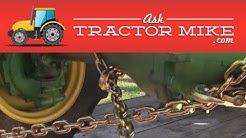 Securing a Tractor to a Trailer