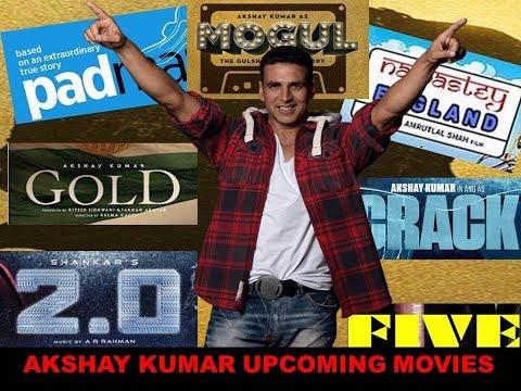 Akshay Kumar 9 New Upcoming Movie 2017 - 2018