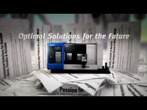 Doosan PR Video 2013