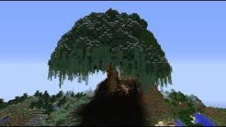 Największe drzewo w MINECRAFT!!!