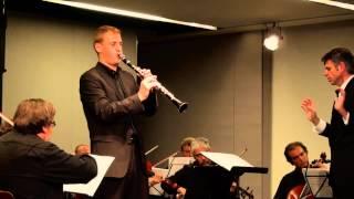 Klarinettenkonzert KV.622 (Adagio) | Matthias Schorn, Cappella Istropolitana | 28.09.2013