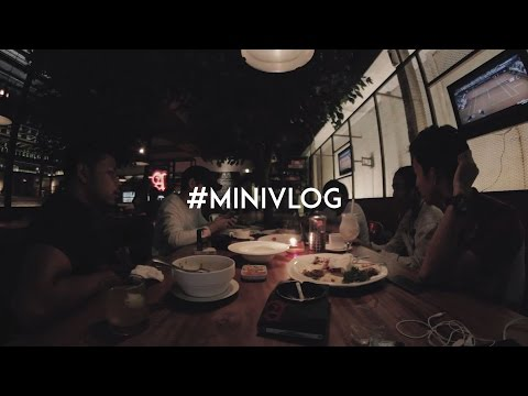 Mini Vlog #3 - BANDUNG ASMARA TIM [Part 1]