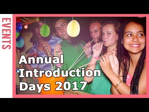 Join our Annual Introduction Days | WUR