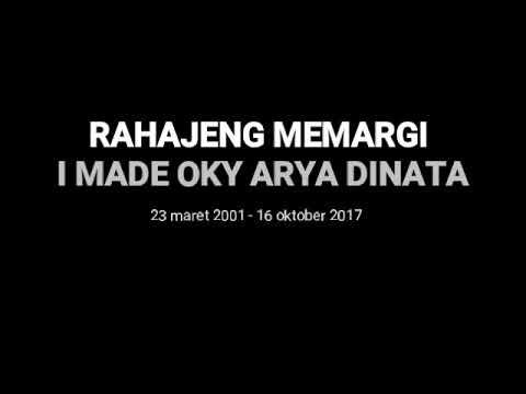 Rahajeng Memargi ( Oky Arya Dinata )
