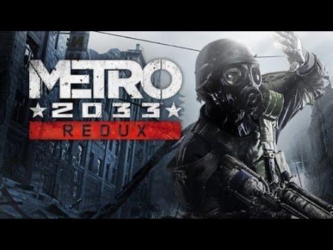 Где скачать Metro 2033 Redux
