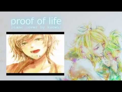 「Thanks for 200+ Subs!」【ピアノ ・ Piano】proof of life (ひとしずP) w/楽譜 ・proof of life w/ Sheet Music【kuowiz】