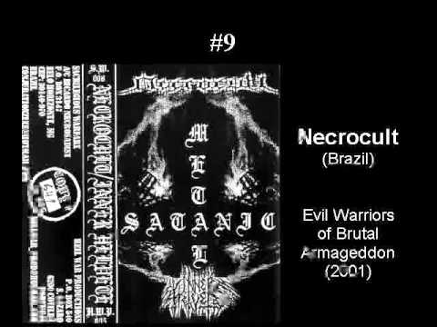 Top10 Most Sick, Outrageous and Brutal Black Metal Songs - Part 1