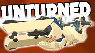 THE TESLA GUN! (Unturned) Epic Gears Mod!