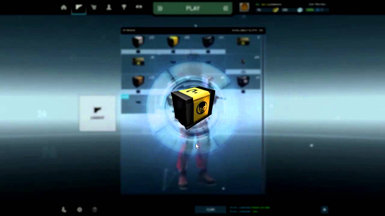 Open box 1 from infinite pack ghost recon phantoms youtube