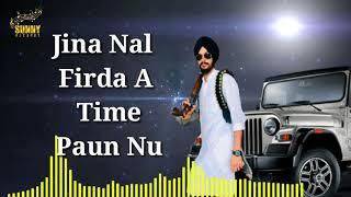 Jawaak Mantej Batth New Punjabi Songs 2018 Latest Punjabi Song 2018 Sunny Records