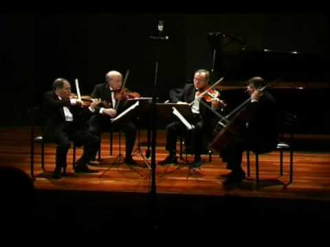 Dimitri Shostakovich String Quartet No 8 part1 Kopelman Quartet
