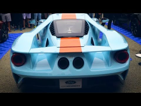 Getting Inside The New  Gulf Ford Gt